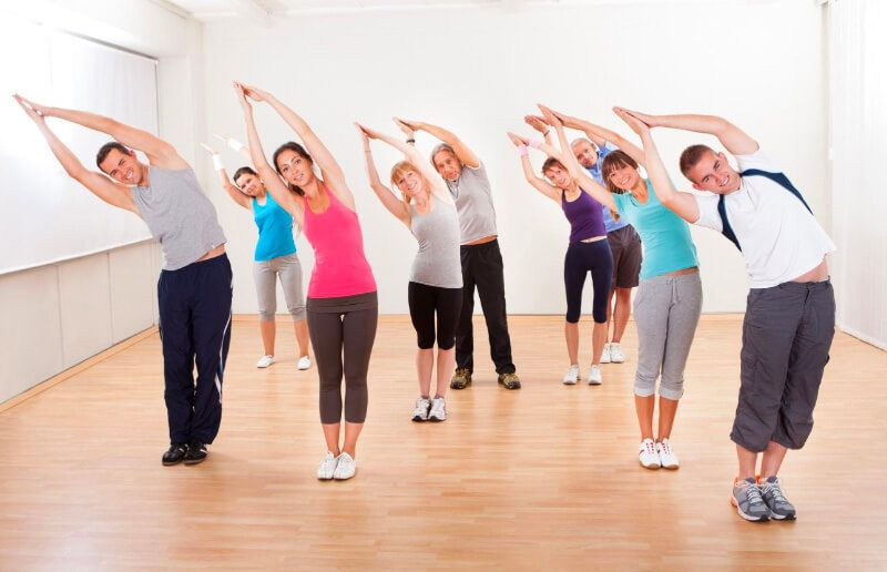Combine Regular Aerobic Exercises