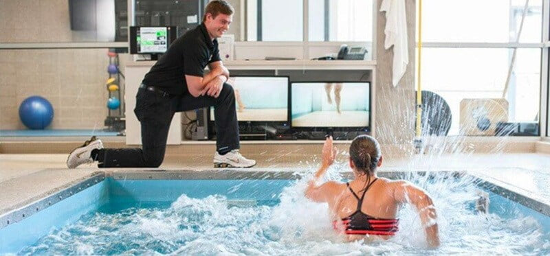 Benefits Of UNDERWATER TREADMILL