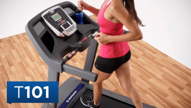 Horizon T101 Treadmill Review