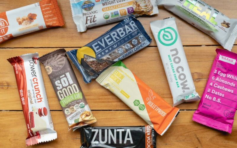 How to get healthiest protein bars