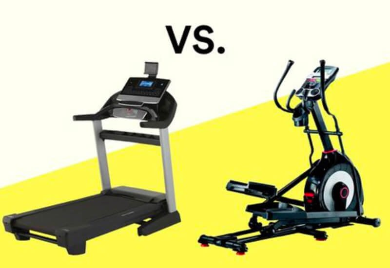 The Argument- Elliptical Vs Treadmill