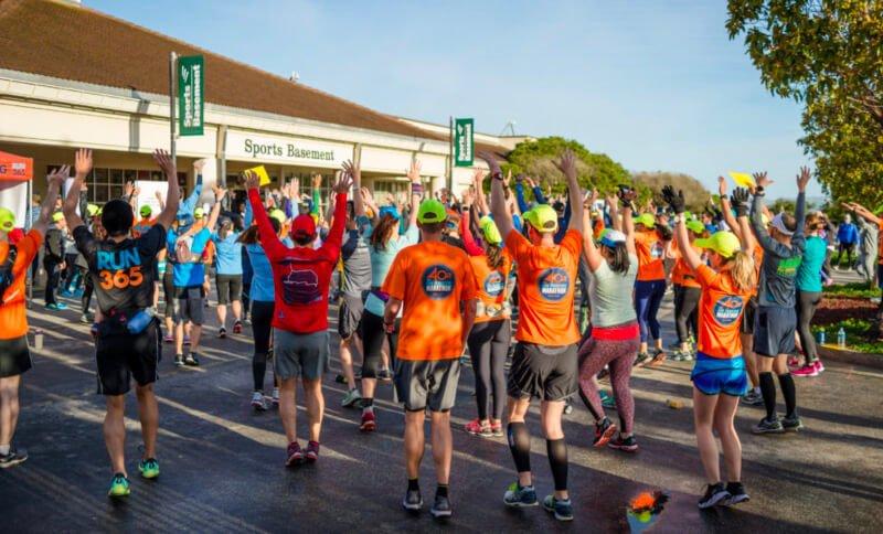 Make Running Social