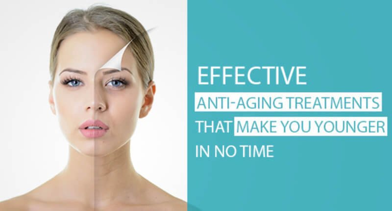 What of the Anti-aging effect?
