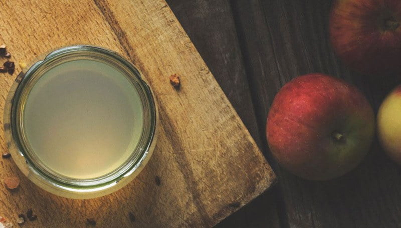 Apple cider vinegar for bv