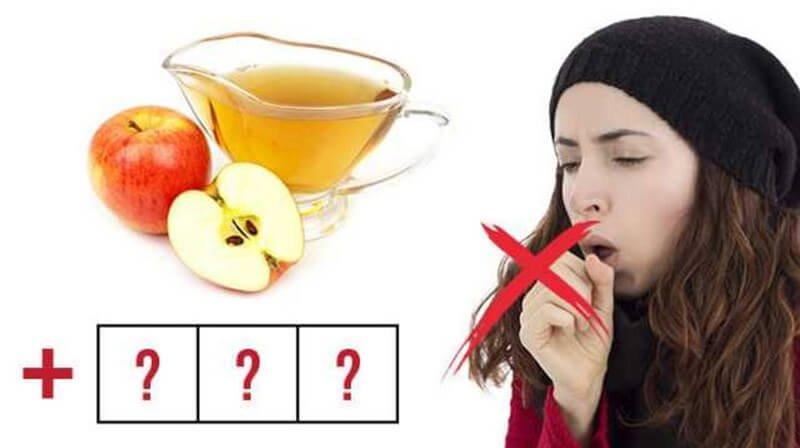 Is Apple Cider Vinegar Good For A Cough