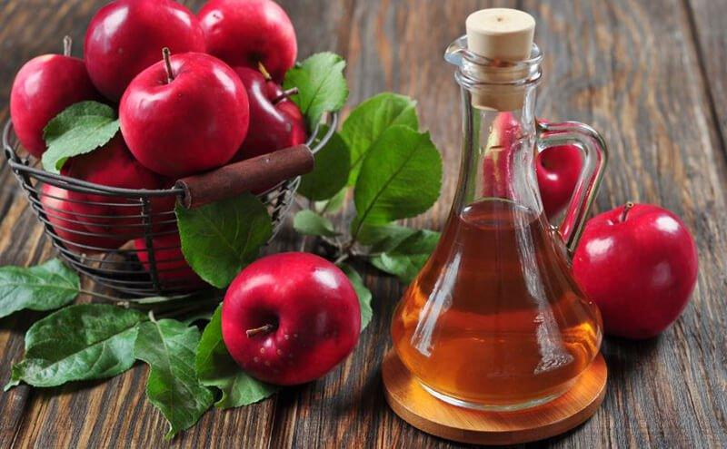 Substitute for apple cider vinegar