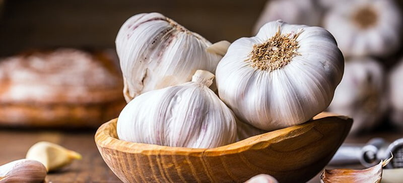 garlic for toenail fungus