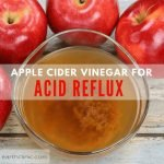 Do Apple Cider Vinegar Help With Acid Reflux