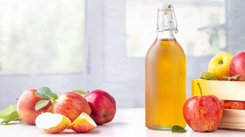 apple cider vinegar for pink eyes