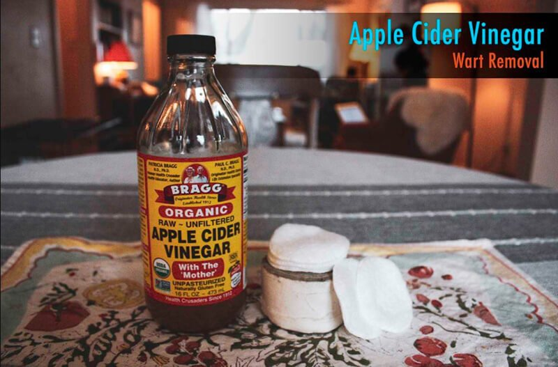 What's the best approach to use apple cider vinegar to the skin