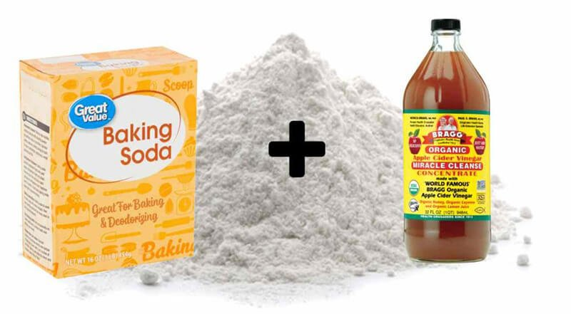 Apple Cider Vinegar And Baking Soda Reasons