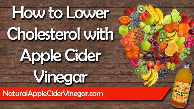 Aple Cider Vinegar For Cholesterol