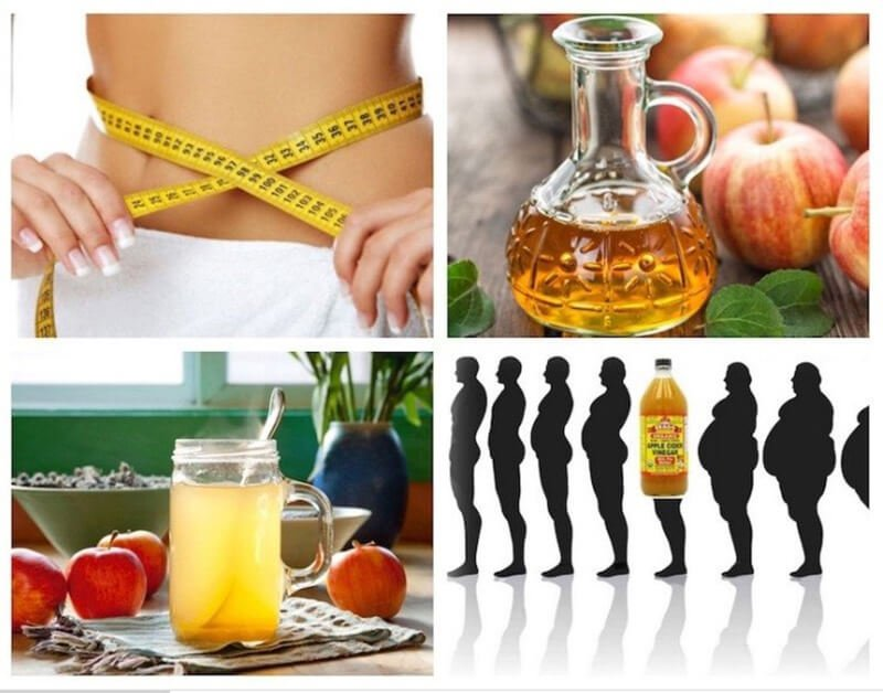 Apple Cider Vinegar For Water Retention
