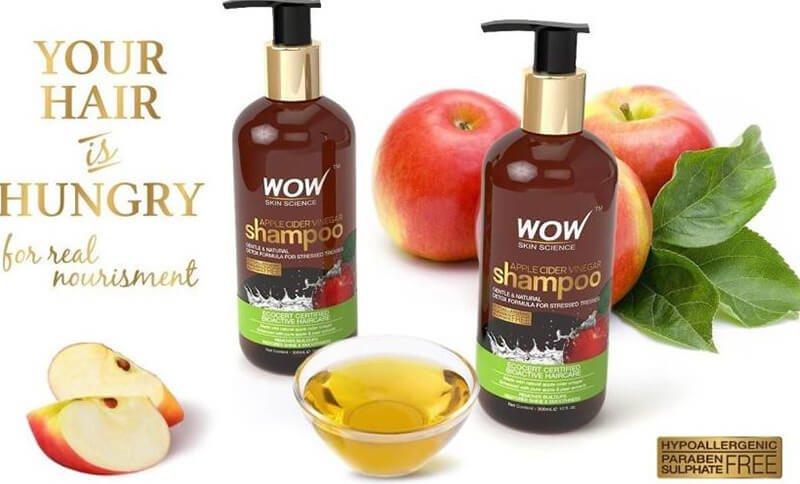 Apple Cider Vinegar Shampoo (1)