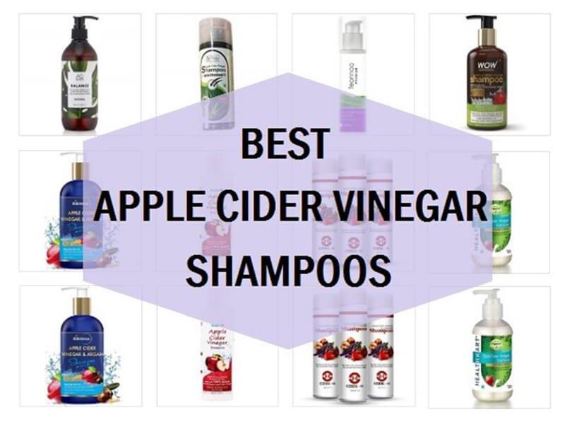 best Apple Cider Vinegar Shampoo