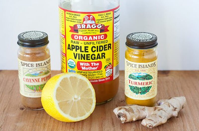 What Are The Benefits Of Apple Cider vinegar And Tumeric ?