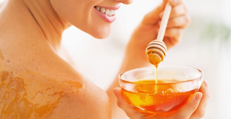 Honey For Sunburn