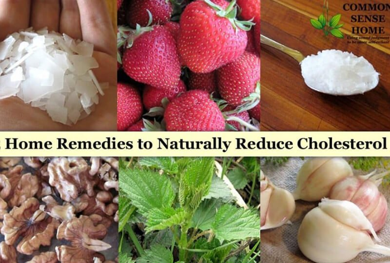 Other foods to reduce Cholesterol