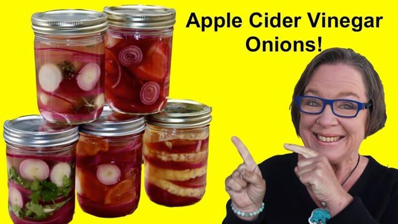 Tips apple cider vinegar pickles