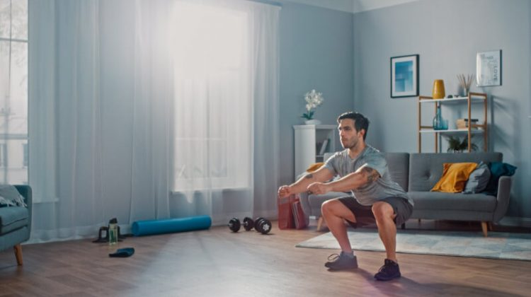 What is Creating a Home Gym