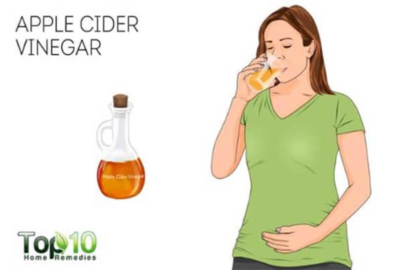 apple cider vinegar for interstitial cystitis