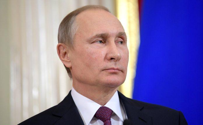 Vladimir Putin Announces the Validation of New Coronavirus Vaccine