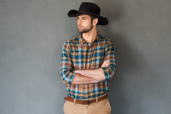 how to dress like a cowboy