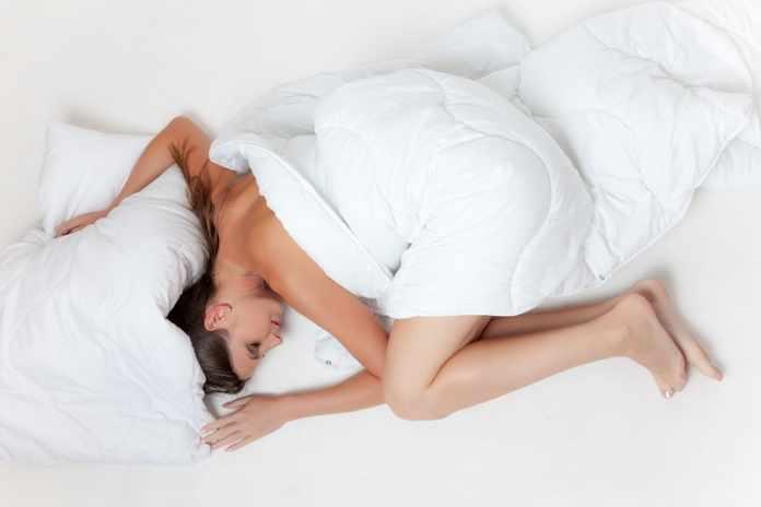 how to force myself to sleep