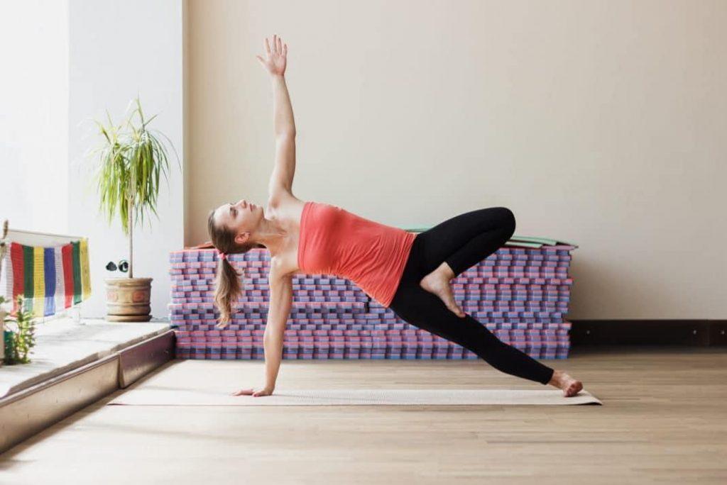 Home Yoga Lessons