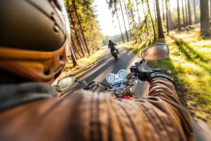 motorcycle road trips