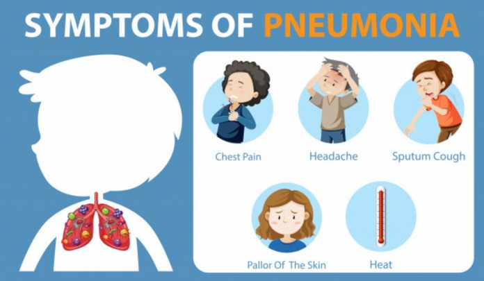 What Are The Symptoms Of Pneumonia