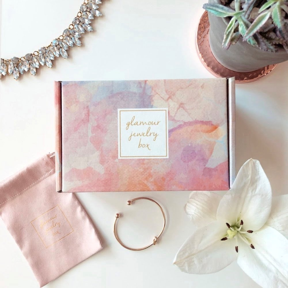 Glamour Jewelry Box