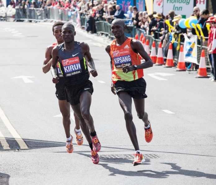 Running Like a Marathoner
