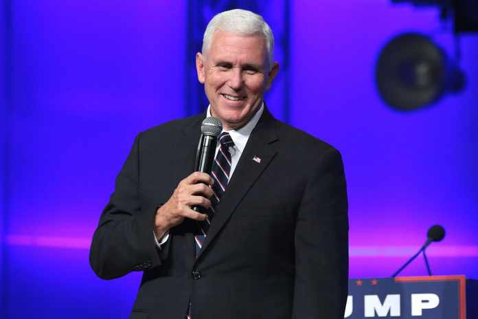 Mike Pence gets COVID 19 vaccine
