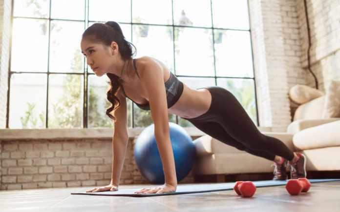 home gym on a budget