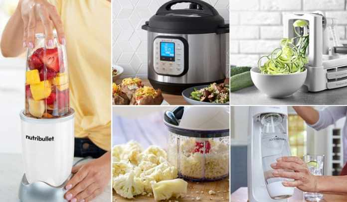 Kitchen Gadgets for Cooking Healthy Food