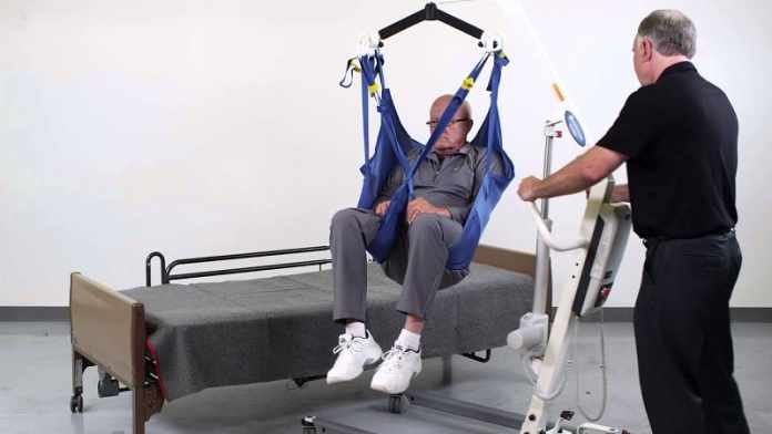 Patient-Lifting Hoists and Slings
