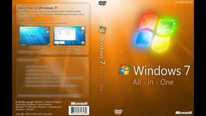Download Windows 7 ISO Without Product Key