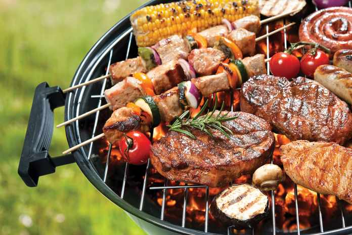 ways to clean your grill