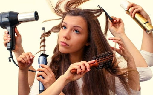 hair styling mistakes