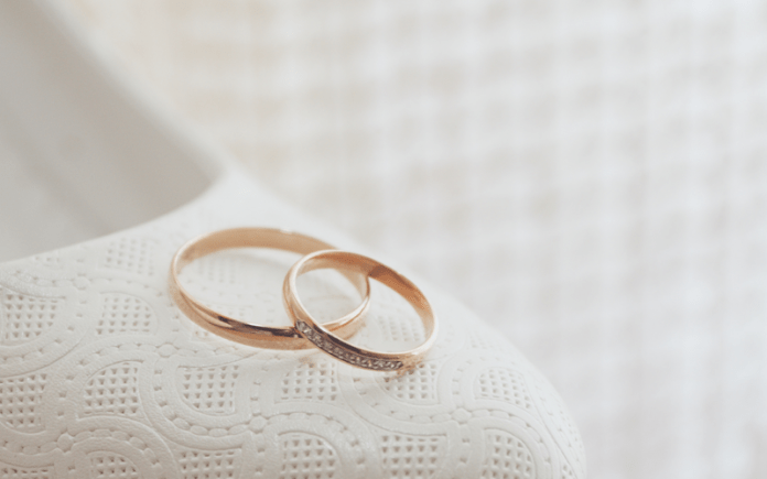 types of wedding bands