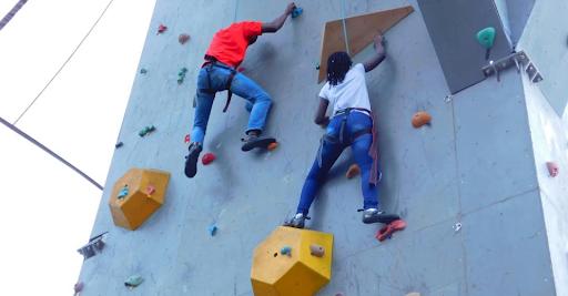 benefits of indoor climbing